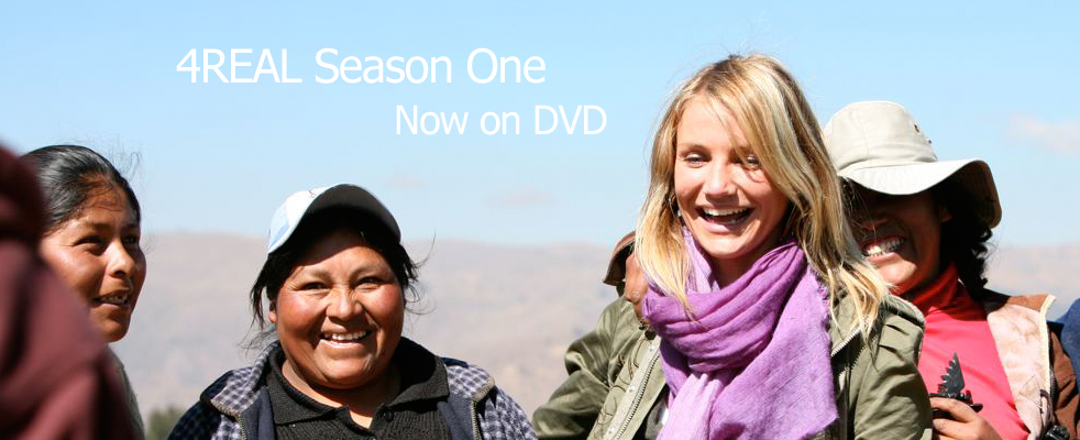 4REAL Season 1 DVD